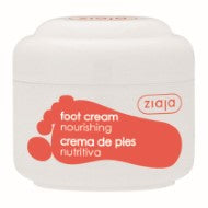 Foot cream nourishing