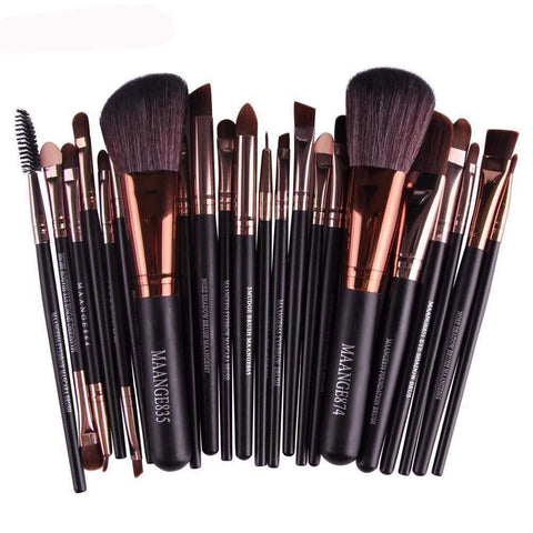 22-djelni Make Up Set-Makeup Brush-ZOEESTETICS-ZOEESTETICS