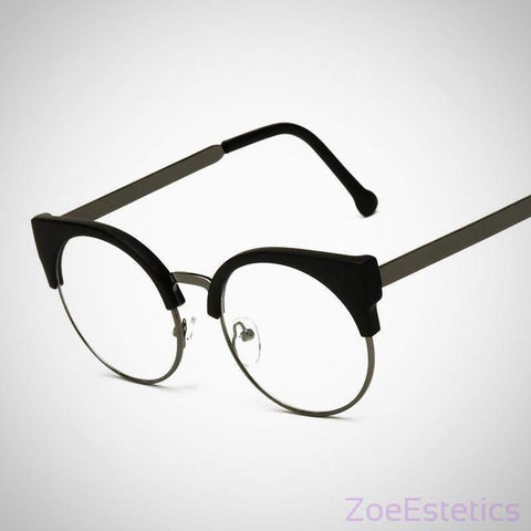Cat Eye Vintage Naočale Za Žene-Eyewear Accessories-ZOEESTETICS-ZOEESTETICS