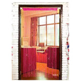 Flash Zavjesa-Built-in-ZOEESTETICS-RoseRed-95x195cm-ZOEESTETICS