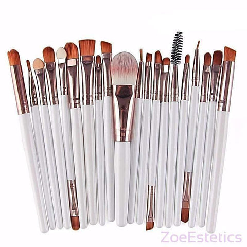 Make Up Brush Set 2018-Makeup Brush-ZOEESTETICS-ZOEESTETICS