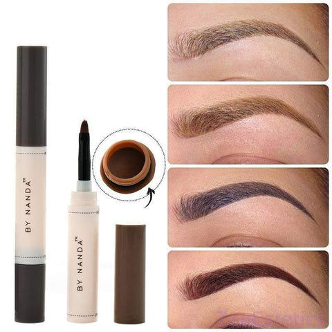 Professional Makeup Eyebrow Set-Eyebrow Enhancer-ZOEESTETICS-ZOEESTETICS