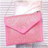 Trendi Pismo Torba-Handbags-ZOEESTETICS-rose-(30cm<Max Length<50cm)-ZOEESTETICS