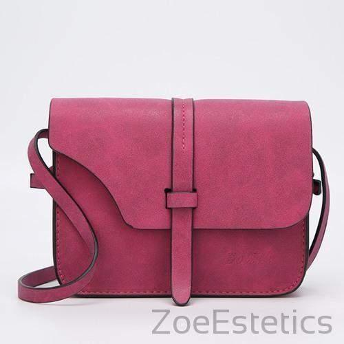 ZOE Torbica 2018-Handbags-ZOEESTETICS-red plus-ZOEESTETICS