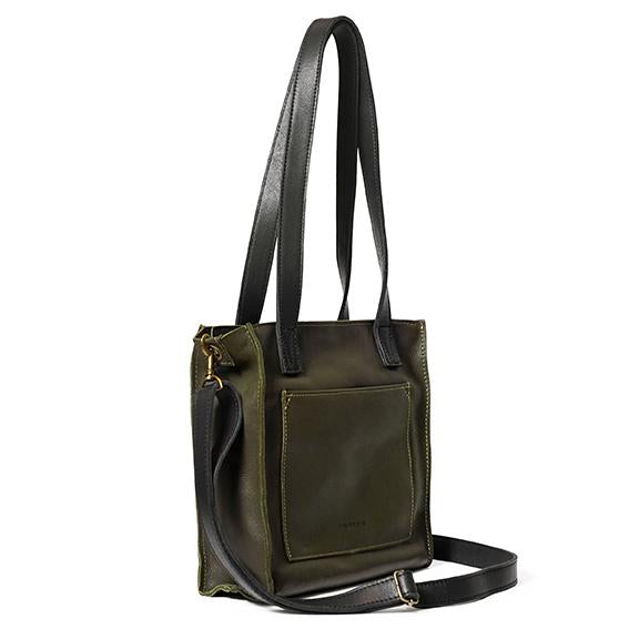 Antelo Ava Mini Crossbody - Olive - Zufrique Boutique