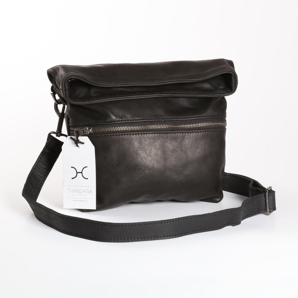 Thandana Erica Handbag - Black - Zufrique Boutique