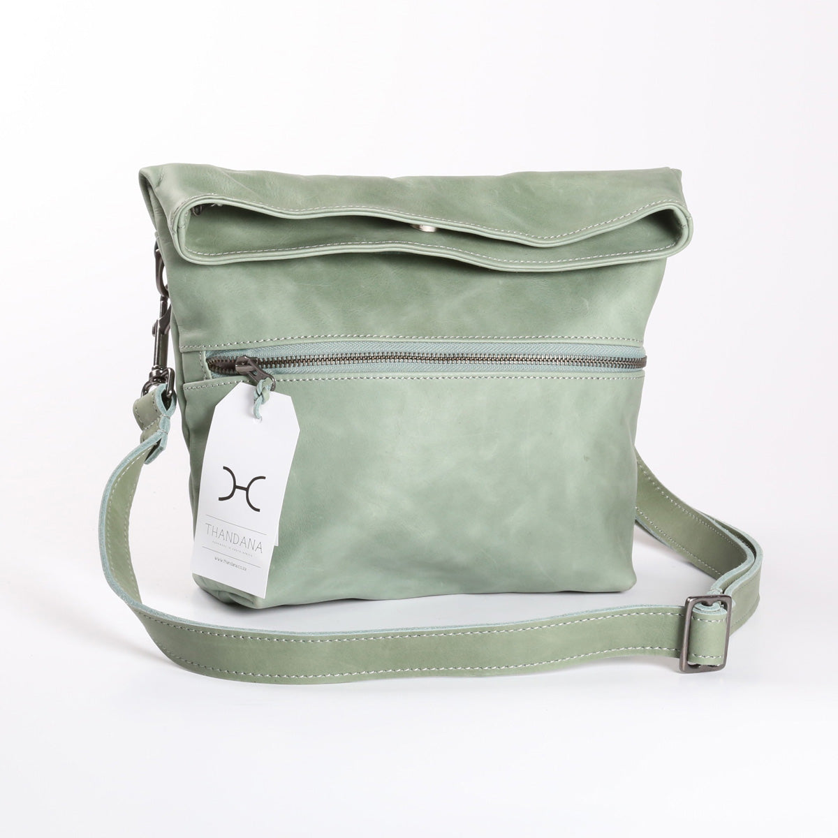 Thandana Erica Handbag - Green - Zufrique Boutique