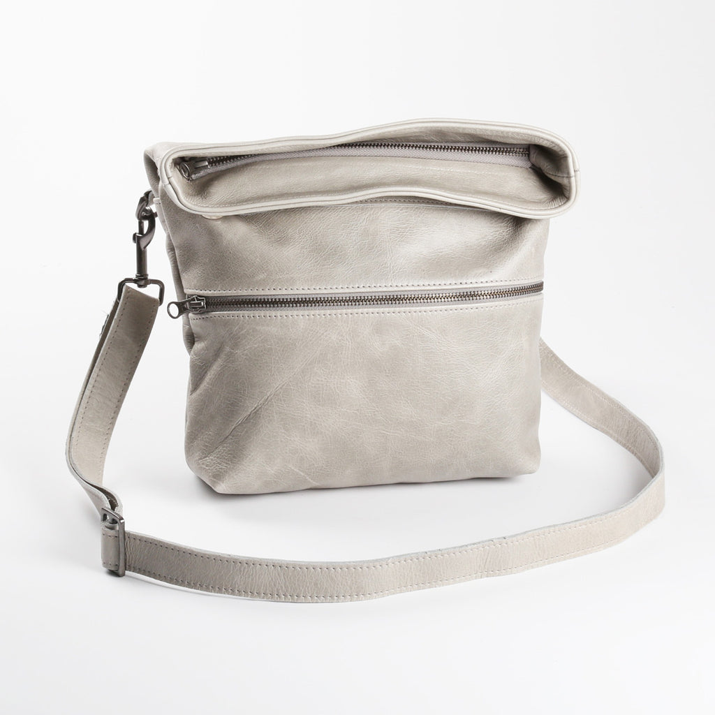 Thandana Erica Handbag - Grey - Zufrique Boutique