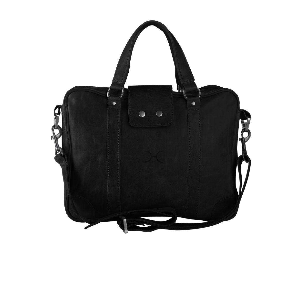 Thandana Laptop Bag - Black - Zufrique Boutique