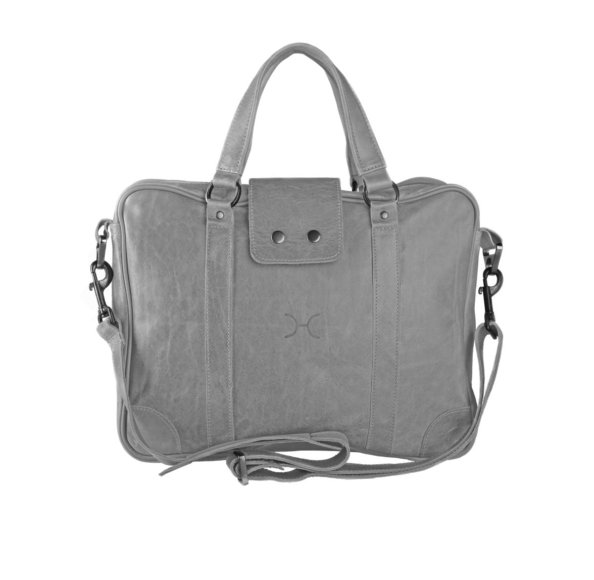 Thandana Laptop Bag - Grey - Zufrique Boutique