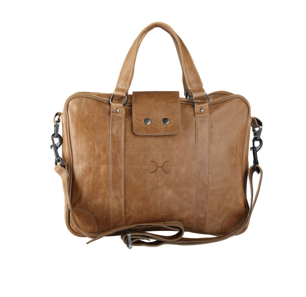 Thandana Laptop Bag - Hazelnut - Zufrique Boutique