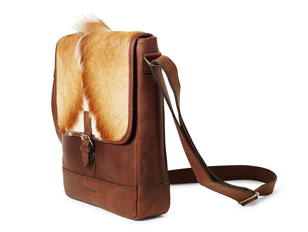 Antelo Harvey Messenger - Springbok - Zufrique Boutique