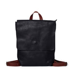Antelo Henry Backpack - Black and Tan - Zufrique Boutique
