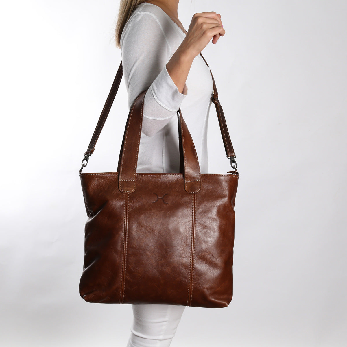 Thandana Jax Handbag - Brown - Zufrique Boutique