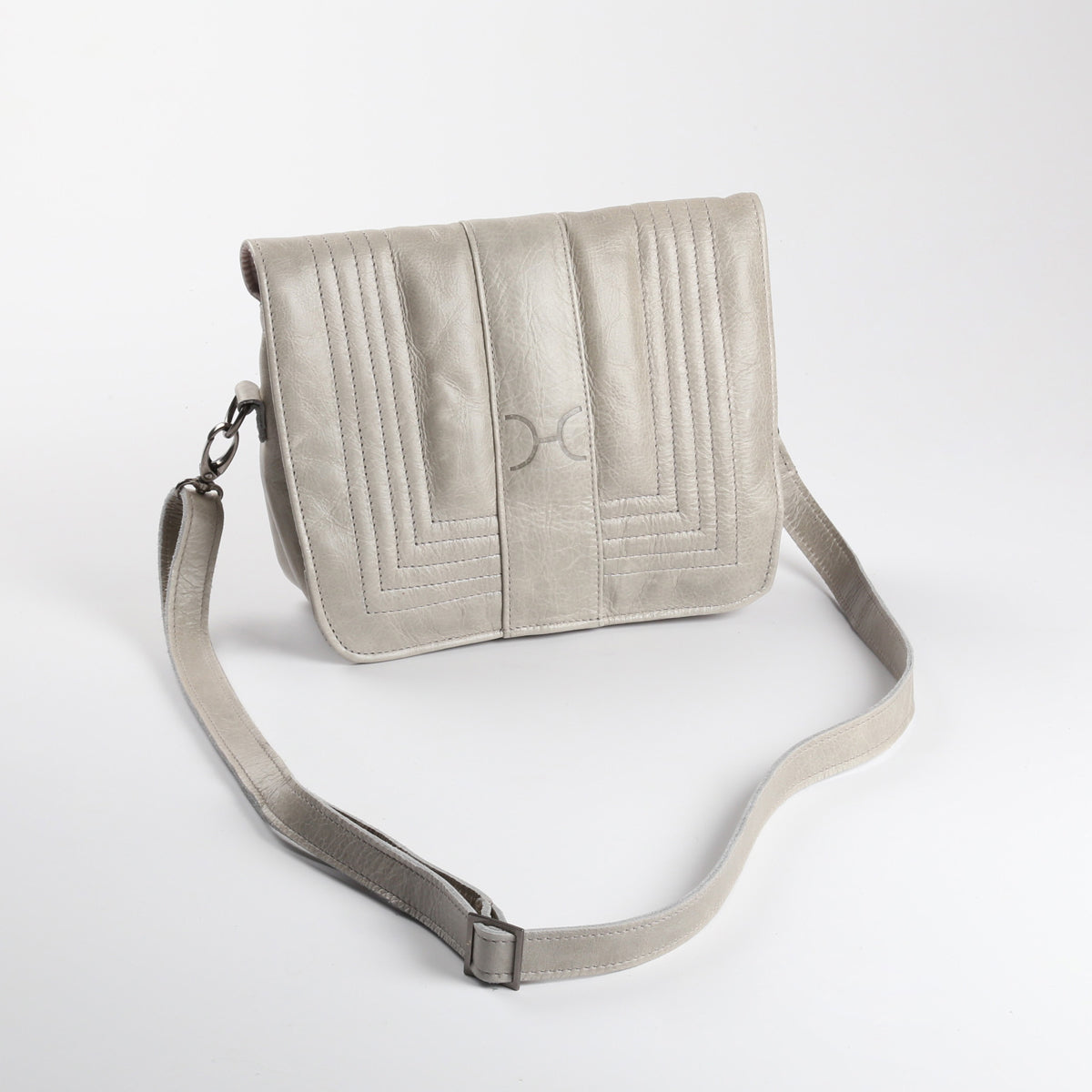 Thandana Katy Sling - Grey - Zufrique Boutique