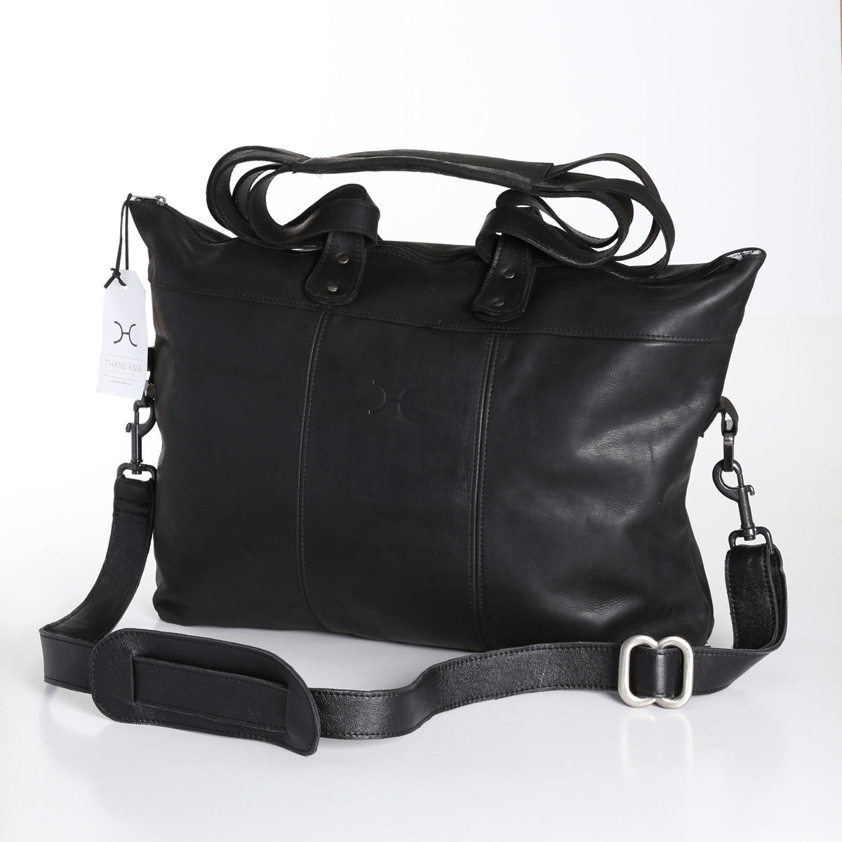 Thandana Ladies Cabin Bag - Black - Zufrique Boutique