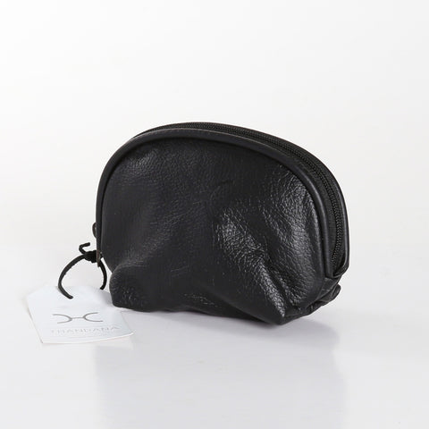 Thandana Cosmetic Bag - Black - Zufrique Boutique
