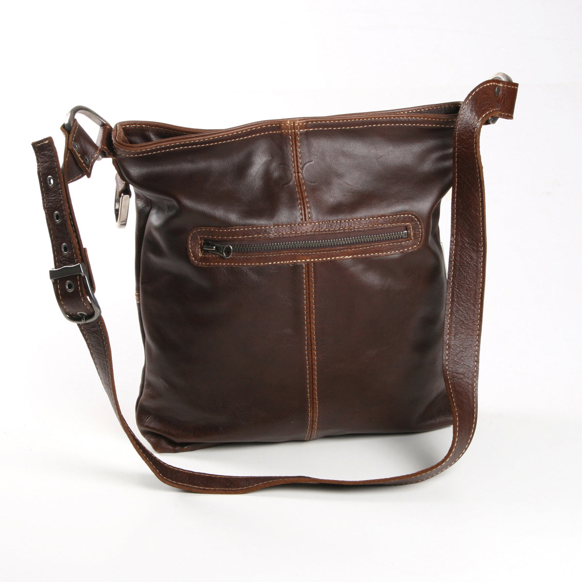 Thandana Messenger Sling Bag - Brown - Zufrique Boutique