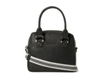 Antelo Philly Mini Leather Crossbody Sling / Handbag - Black - Zufrique Boutique