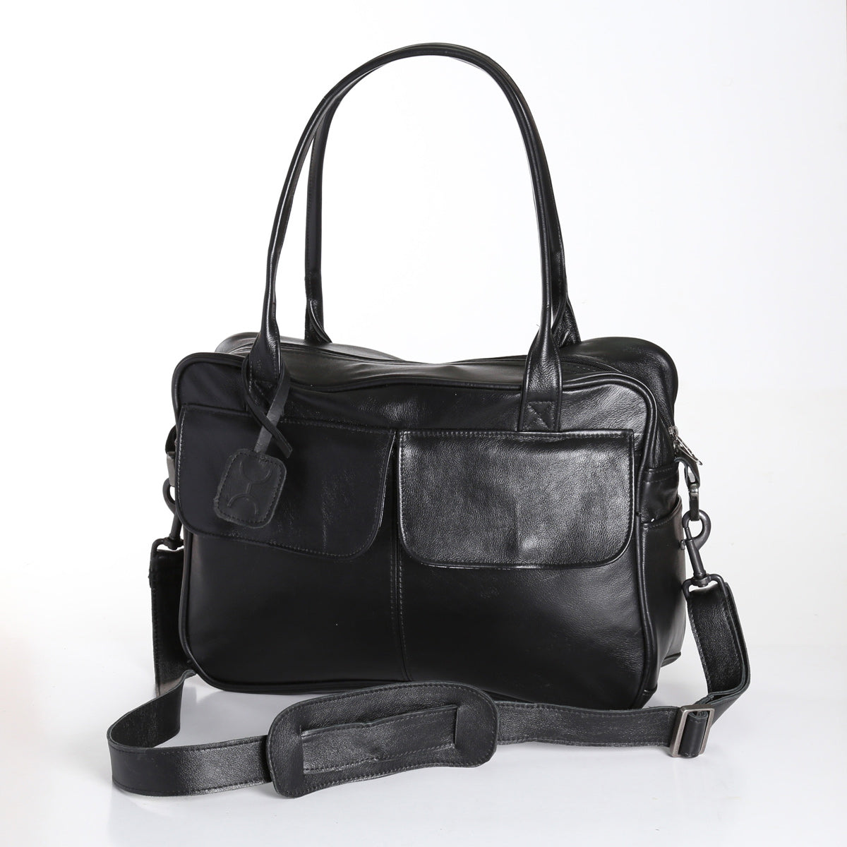 Thandana Briefcase - Black - Zufrique Boutique