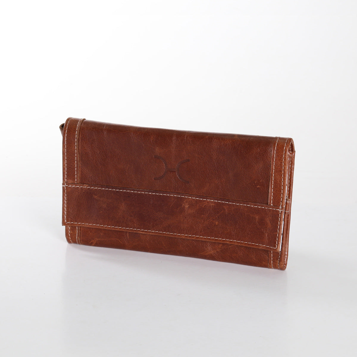 Thandana Travel Wallet - Brown - Zufrique Boutique