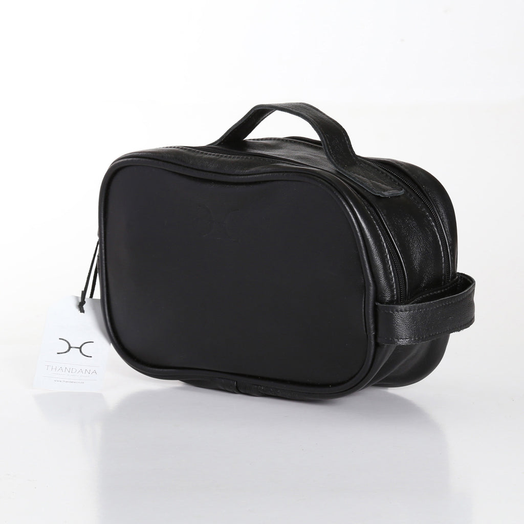 Thandana Vanity Bag -Black - Zufrique Boutique