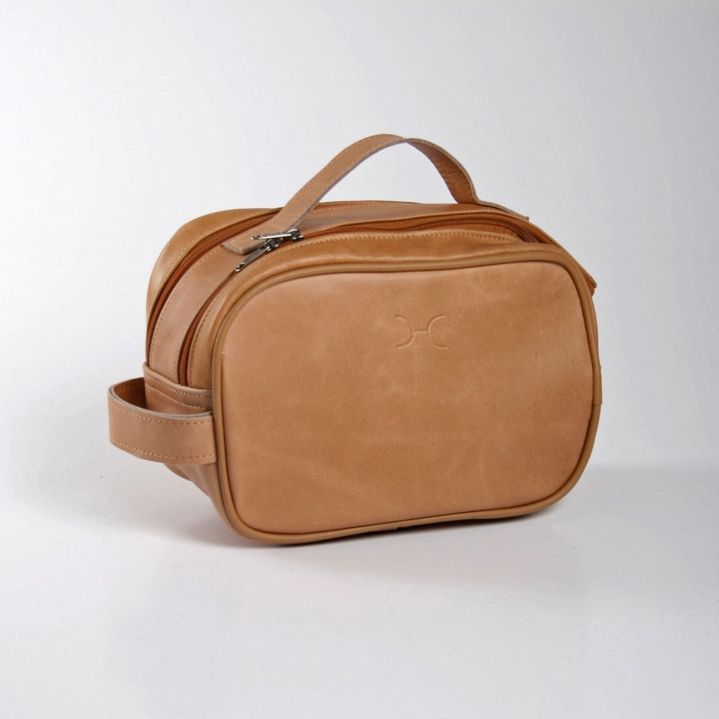 Thandana Vanity Bag - Hazelnut - Zufrique Boutique