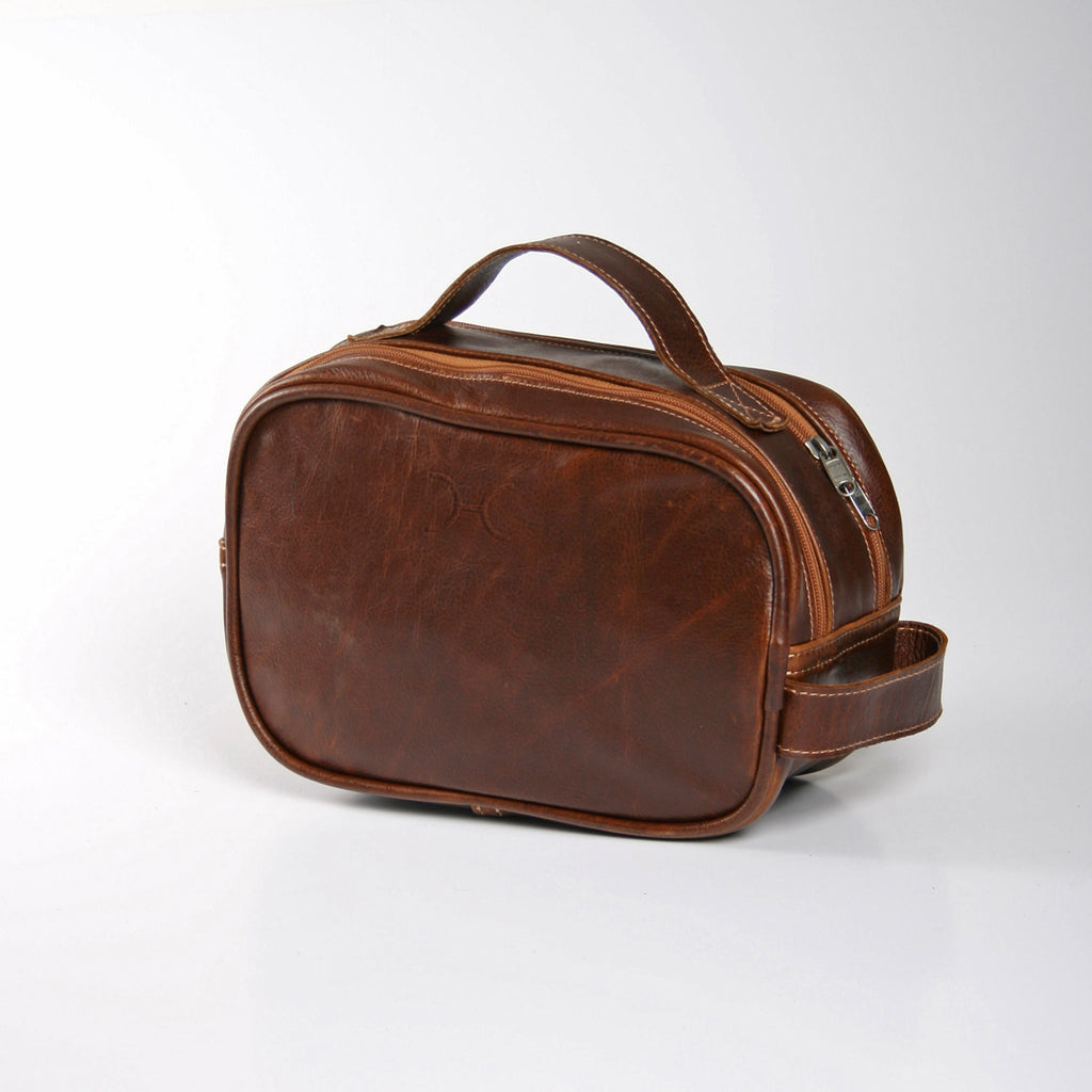 Thandana Vanity Bag - Brown - Zufrique Boutique