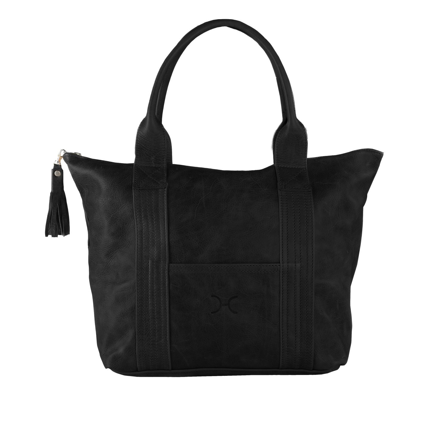 Thandana Dan Dan Bag - Black - Zufrique Boutique