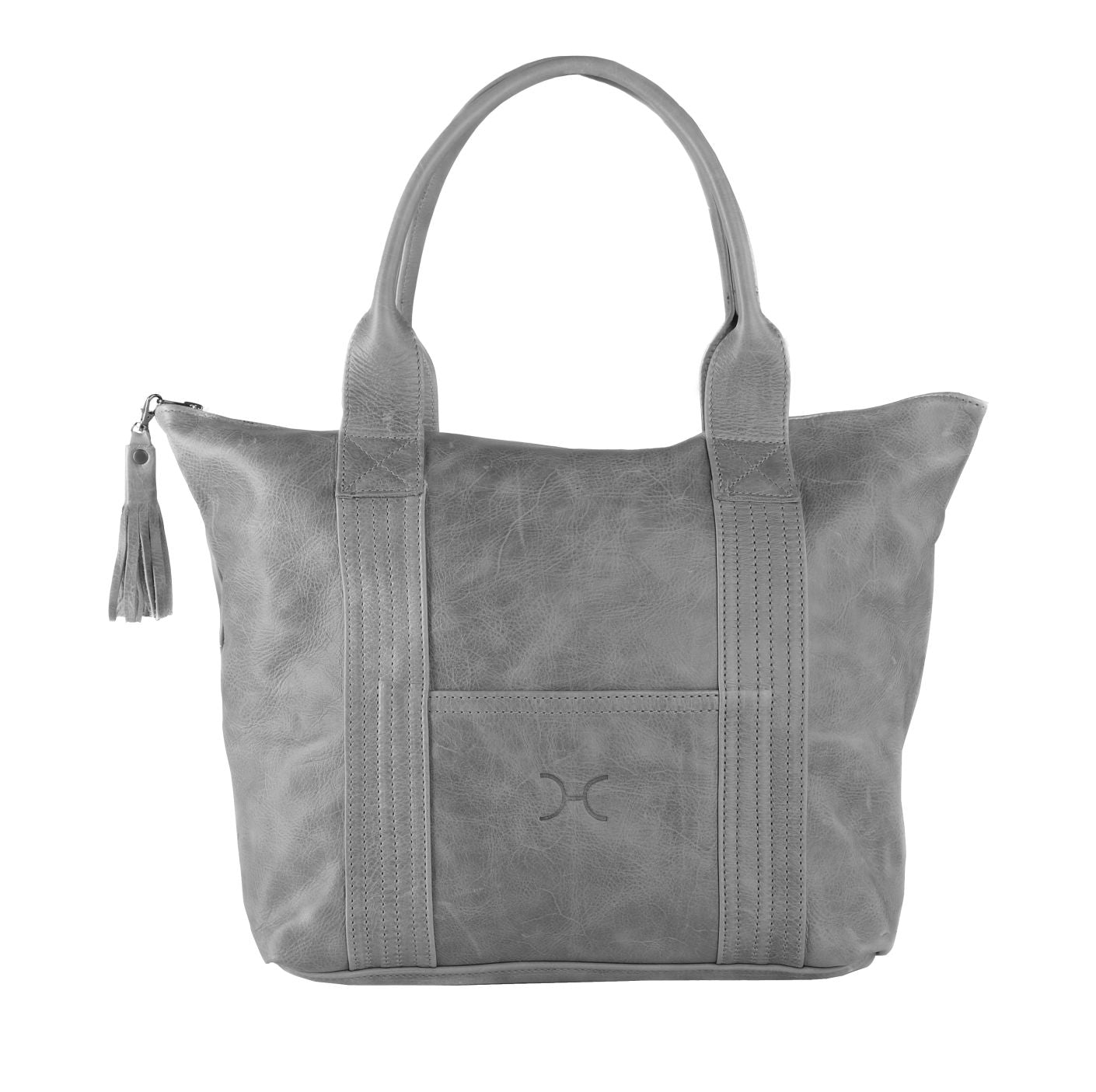 Thandana Dan Dan Bag - Grey - Zufrique Boutique