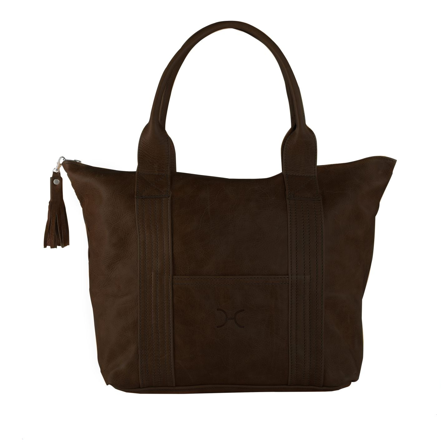 Thandana Dan Dan Bag - Brown - Zufrique Boutique