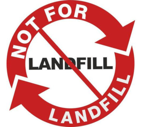 Not-for-Landfill Campaign Launched Today