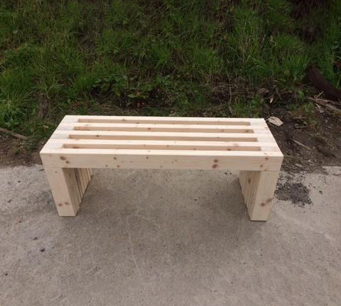 THE MULTI PURPOSE BENCH!
