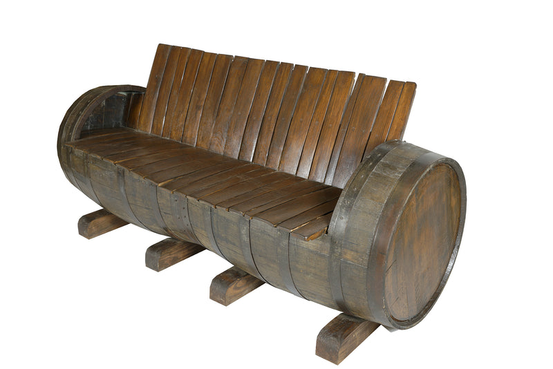 Barrel Couch