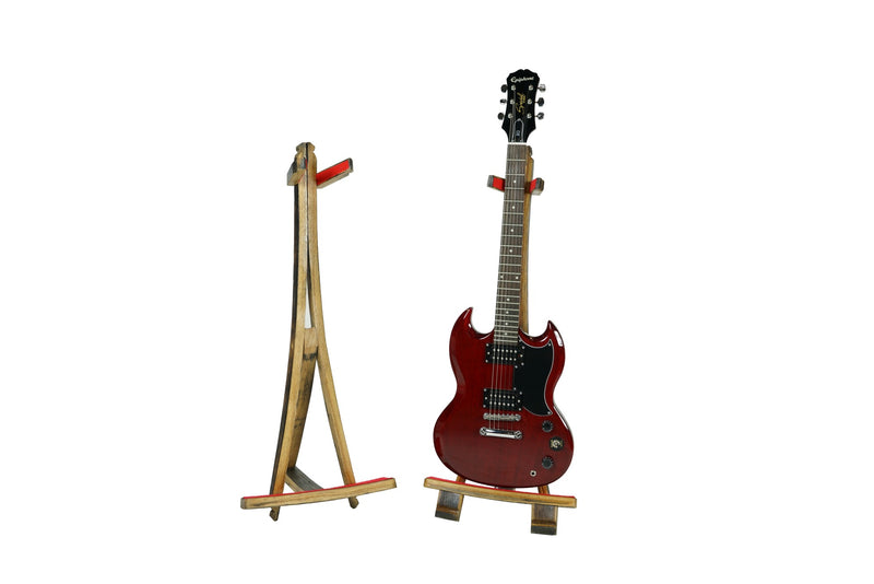 Wood-Recyability-Wood-Shop-Pitmedden-Aberdeenshire-Scotland-Hand-Crafted- Recycled- Upcycled-Wood-Products-guitar-stand
