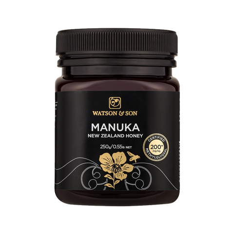 Manuka Honey 200+ Premium 'Black Label'