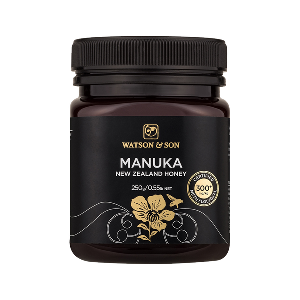 Manuka Honey 300+ Premium 'BlackLabel'