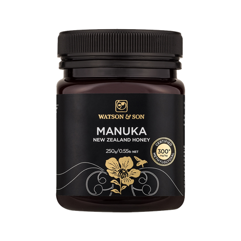 Manuka Honey 300+ Premium 'Black Label'