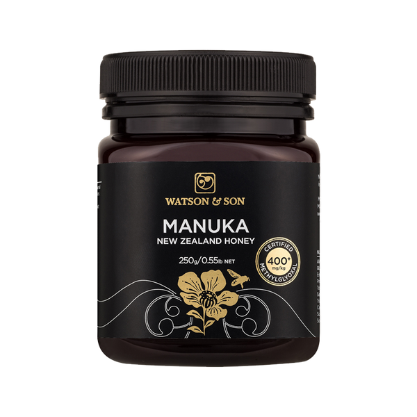 Manuka Honey 400+ Premium 'Black Label'