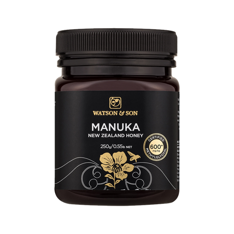 Manuka Honey 600+ Premium 'Black Label'