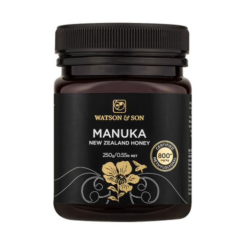 Manuka Honey 800+ Premium 'Black Label'