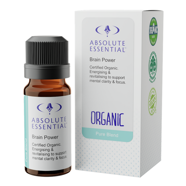 BRAIN POWER PURE BLEND OIL 10ML