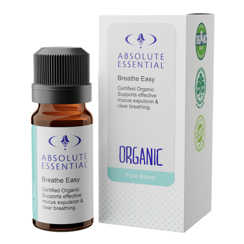 BREATHE EASY PURE BLEND OIL 10ML