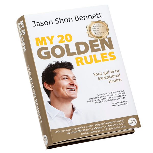 MY 20 GOLDEN RULES BOOK