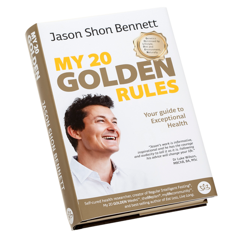 My 20 Golden Rules by Jason Shon Bennett