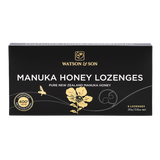 W&S MANUKA HONEY LOZENGES