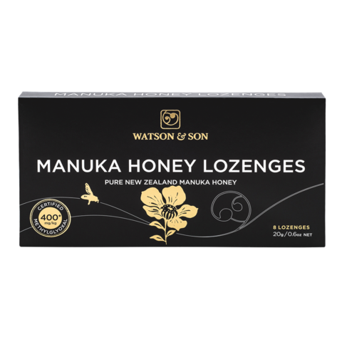 Watson & Son Manuka Honey Lozenges