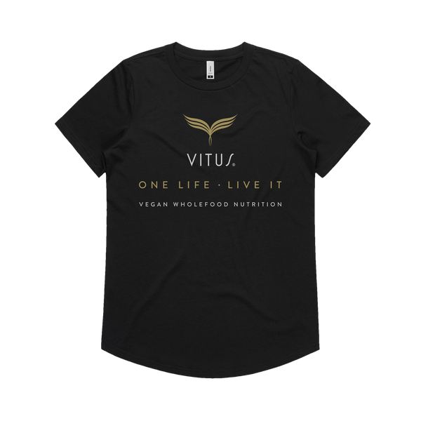 VITUS VEGAN T-SHIRT WOMEN'S