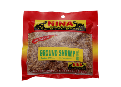 Ground Smoked Giant Shrimp
