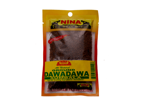 Ground Dawadawa/Sumbala (Seed)